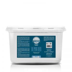 10powder blu 4*500g